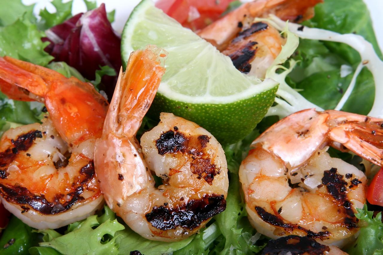 Asijské jídlo