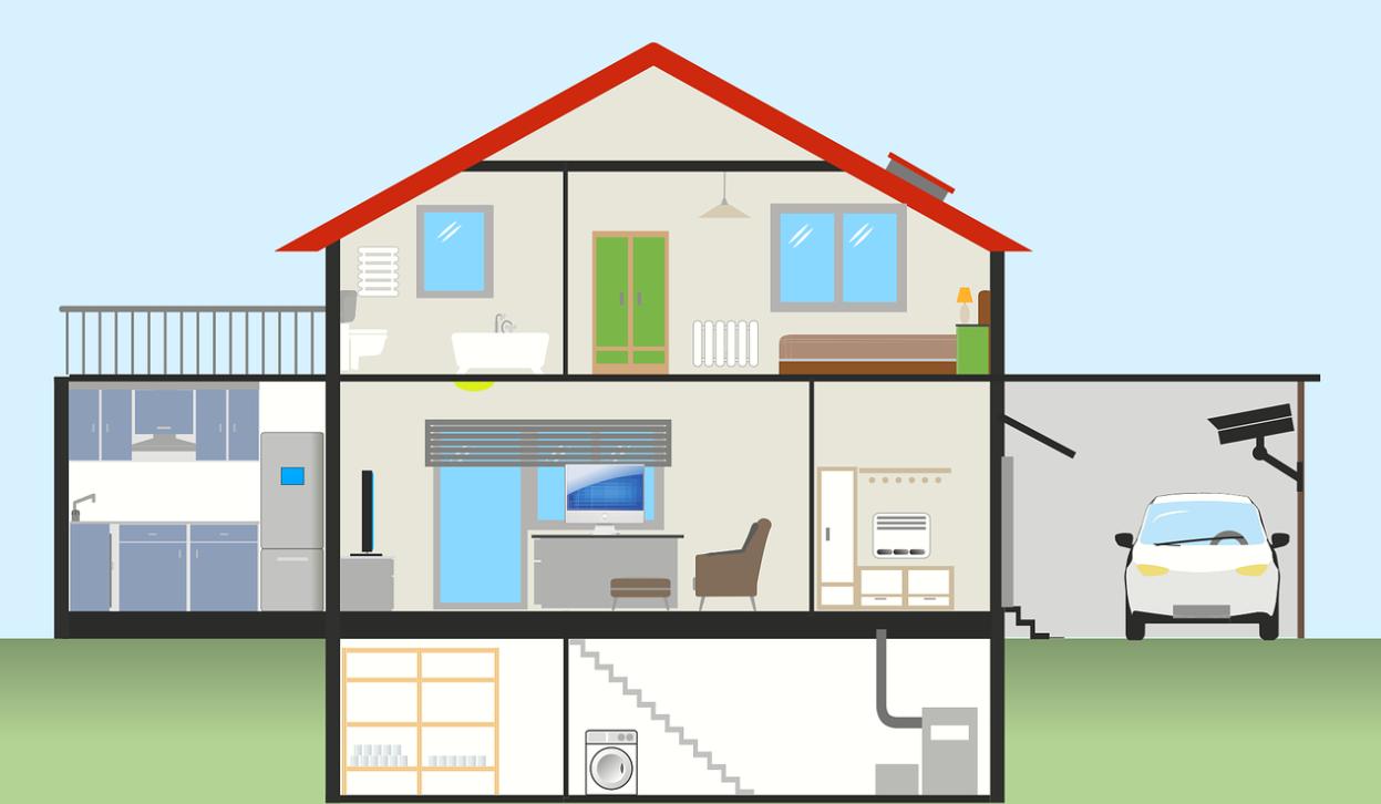návrh dům